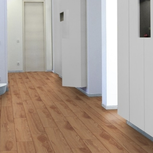 Ламинат 38058 Хикори Соаве Kaindl Classic Touch Premium Plank 8мм