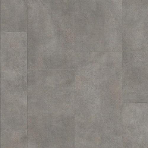 V3120-40051 Бетон серый темный Pergo TILE OPTIMUM CLICK Плитка ПВХ