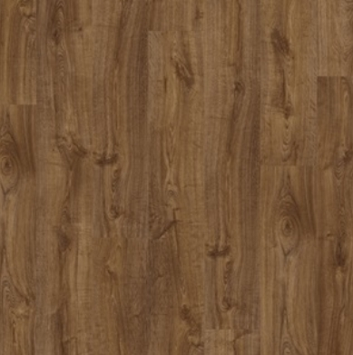 PUGP40090  Дуб Осенний коричневый Quick-Step Pulse Glue Plus Плитка ПВХ