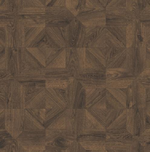 Ламинат IPA4145 Дуб кофейный брашированный Quick-Step Impressive Patterns