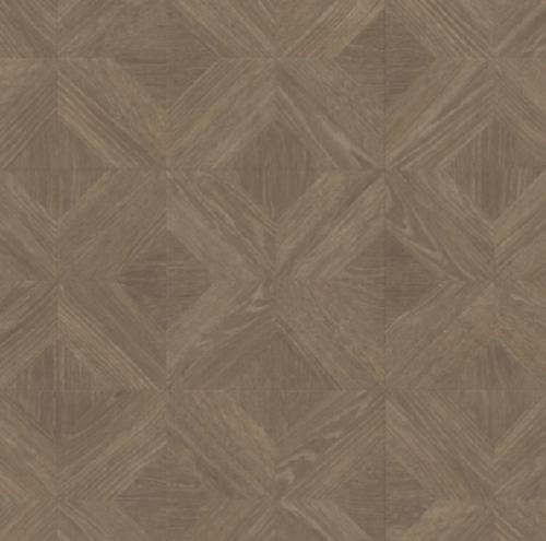 Ламинат IPE4504 Дуб палаццо коричневый Quick-Step Impressive Patterns