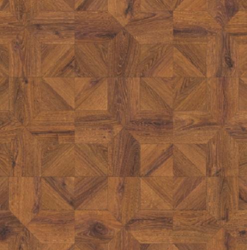 Ламинат IPA4144 Дуб медный брашированный Quick-Step Impressive Patterns