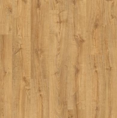 PUGP40088  Дуб Осенний медовый Quick-Step Pulse Glue Plus Плитка ПВХ