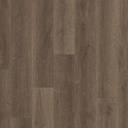 Ламинат SIG4766 Дуб коричневый брашированный Quick-Step Signature